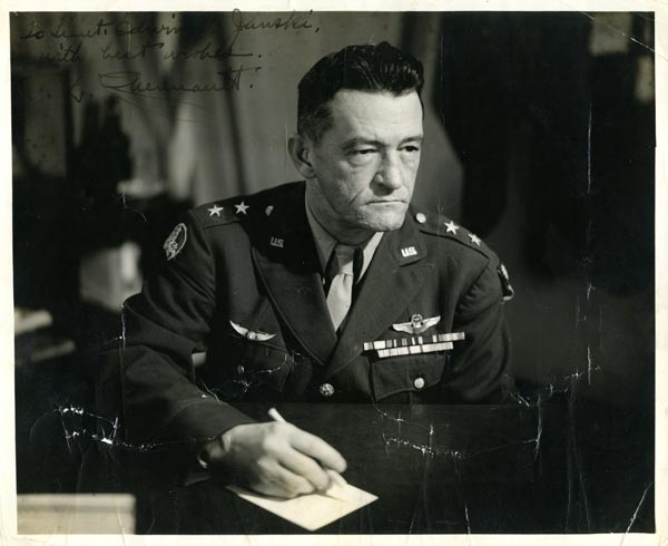飛虎將軍 陳納德 美國志願航空隊(飛虎隊)指揮官