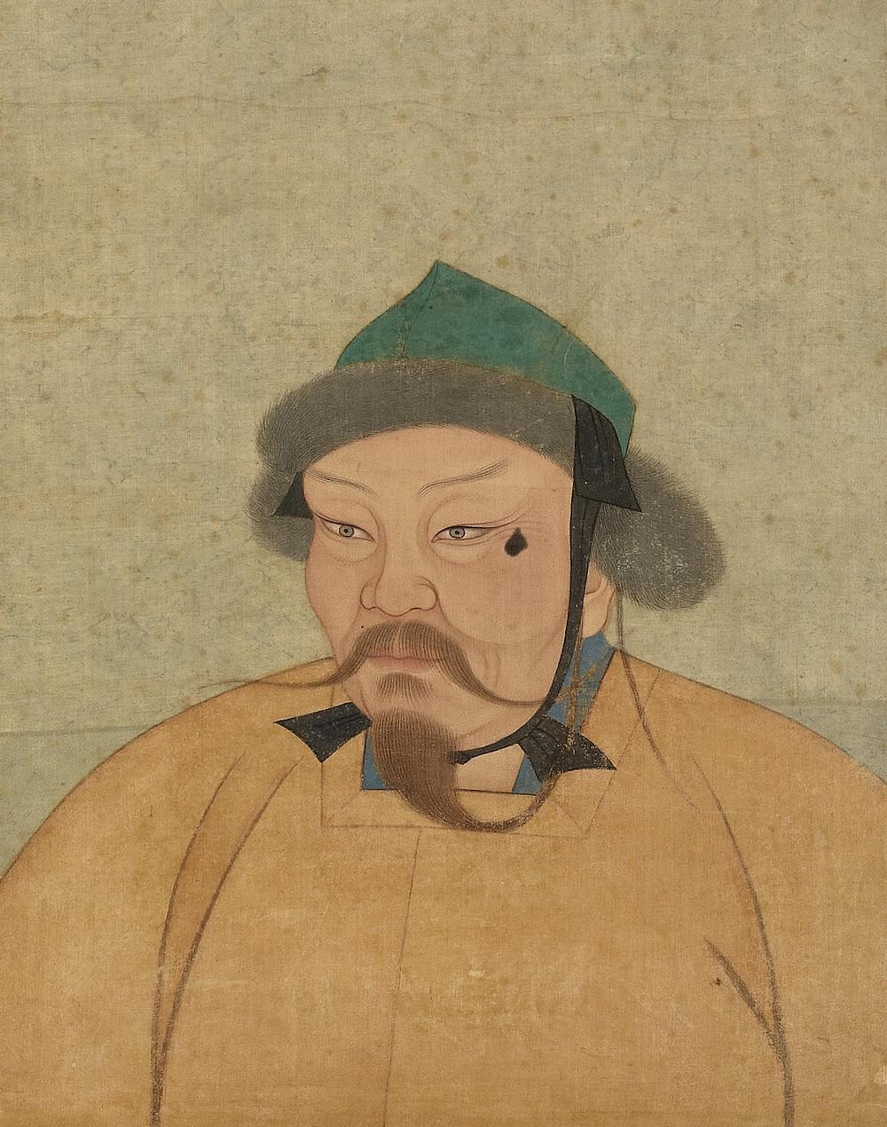 窩闊台汗 蒙古帝國第二位大汗