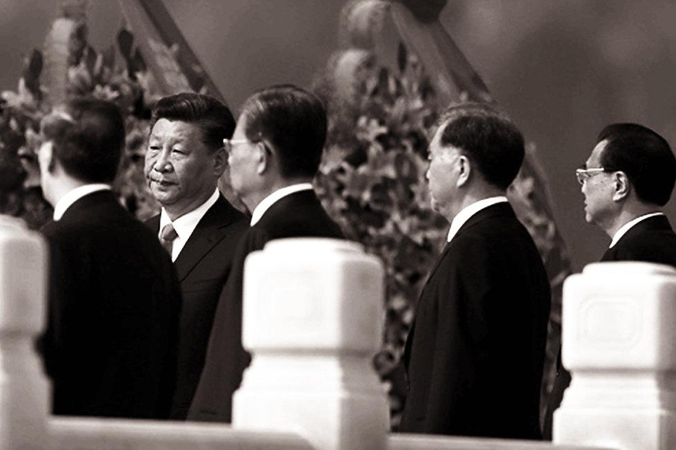 唐浩:黑天鵝驚現北京,中共不祥凶兆?中南海內鬥火熱,恐釀內戰?極左社會主義復辟,重演文革腥風血雨?