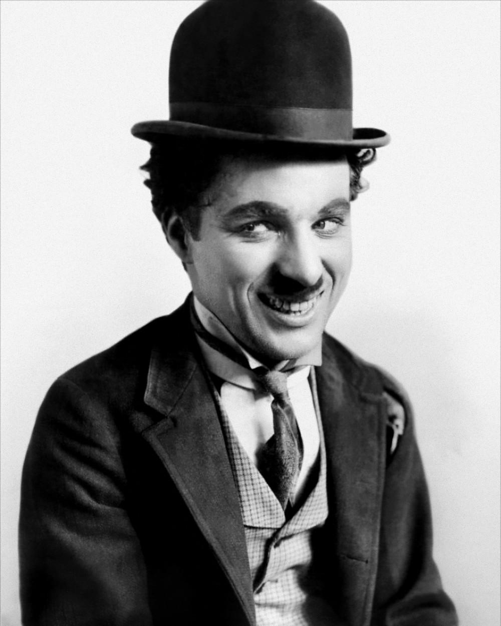 查爾斯·卓別林爵士 1915年