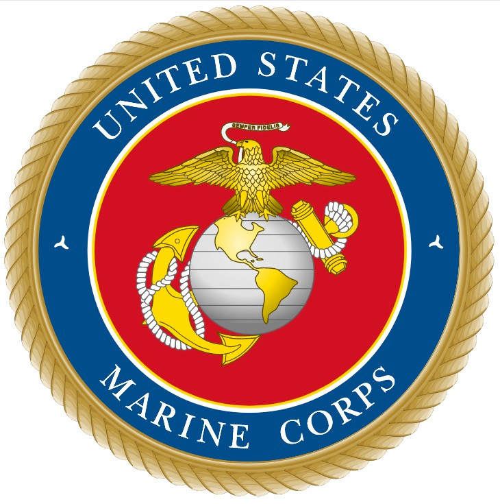 美國海軍陸戰隊徽章