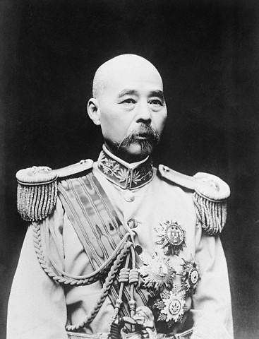 中華民國第2任副總統 馮國璋