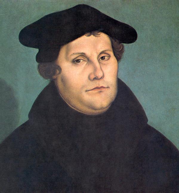 馬丁·路德(Martin Luther)