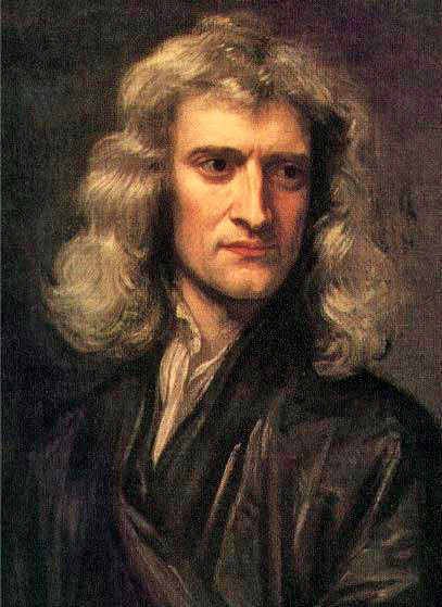 艾薩克.牛頓爵士 Sir Isaac Newton