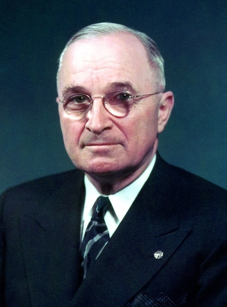 杜魯門(Harry S. Truman)