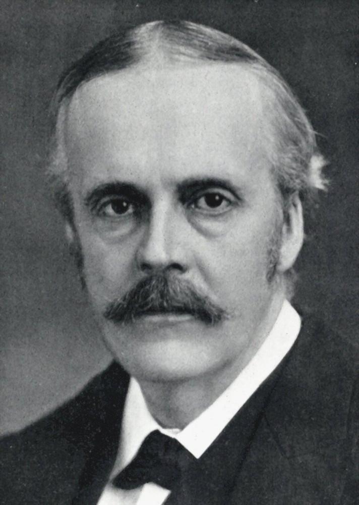 阿瑟·詹姆斯·貝爾福(Arthur James Balfour)第一代貝爾福伯爵
