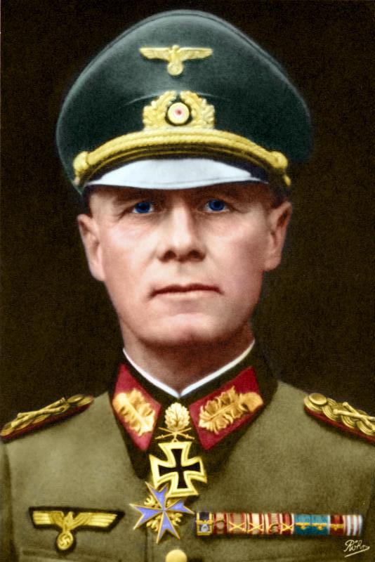 埃爾溫·隆美爾 二戰著名德國陸軍元帥