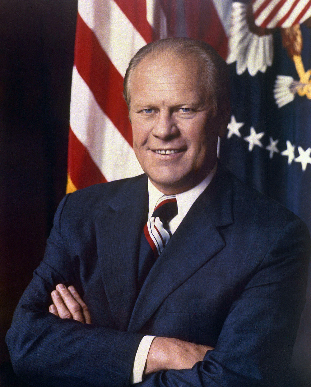 傑拉德·福特(Gerald Ford)美國第40任副總統和第38任總統