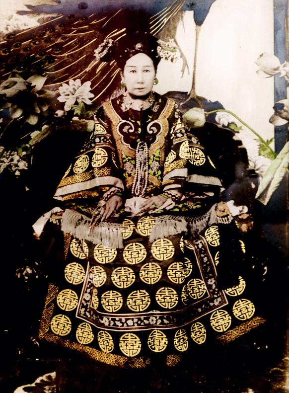 大清國慈禧皇太后
