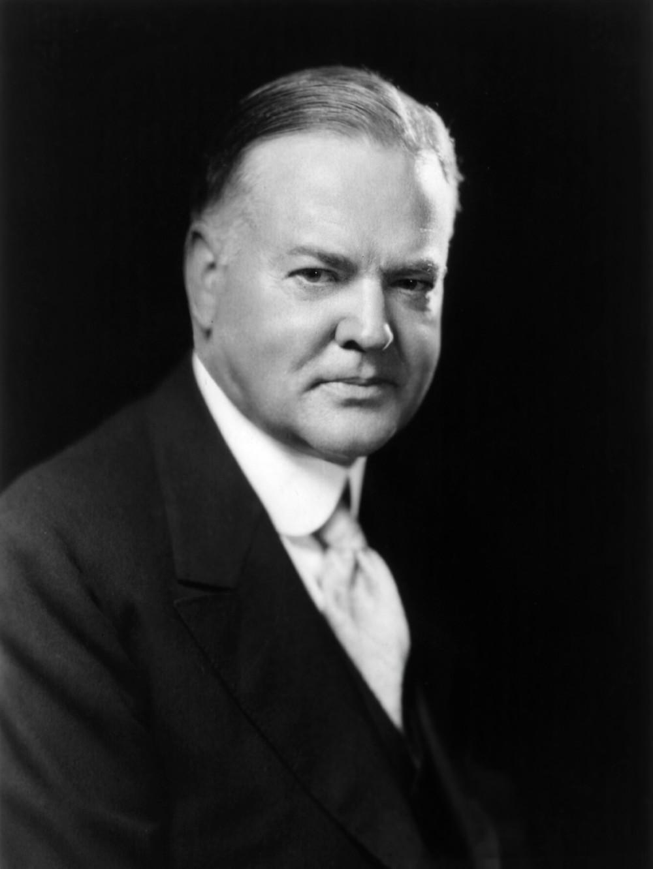 赫伯特·克拉克·胡佛(Hoover)第31任美國總統