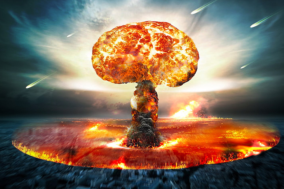 唐浩:日本力挺台灣,中共要用核武全面開戰?中共發動核戰爭機率多高?