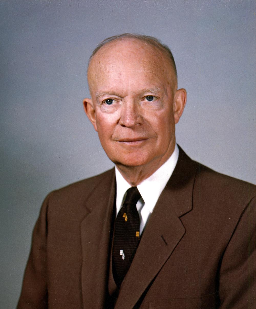 德懷特·艾森豪  美國第34任總統
