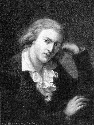 弗里德里希·席勒  德國啟蒙文學的代表人物之一