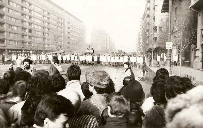 東歐劇變 - 1989年羅馬尼亞革命