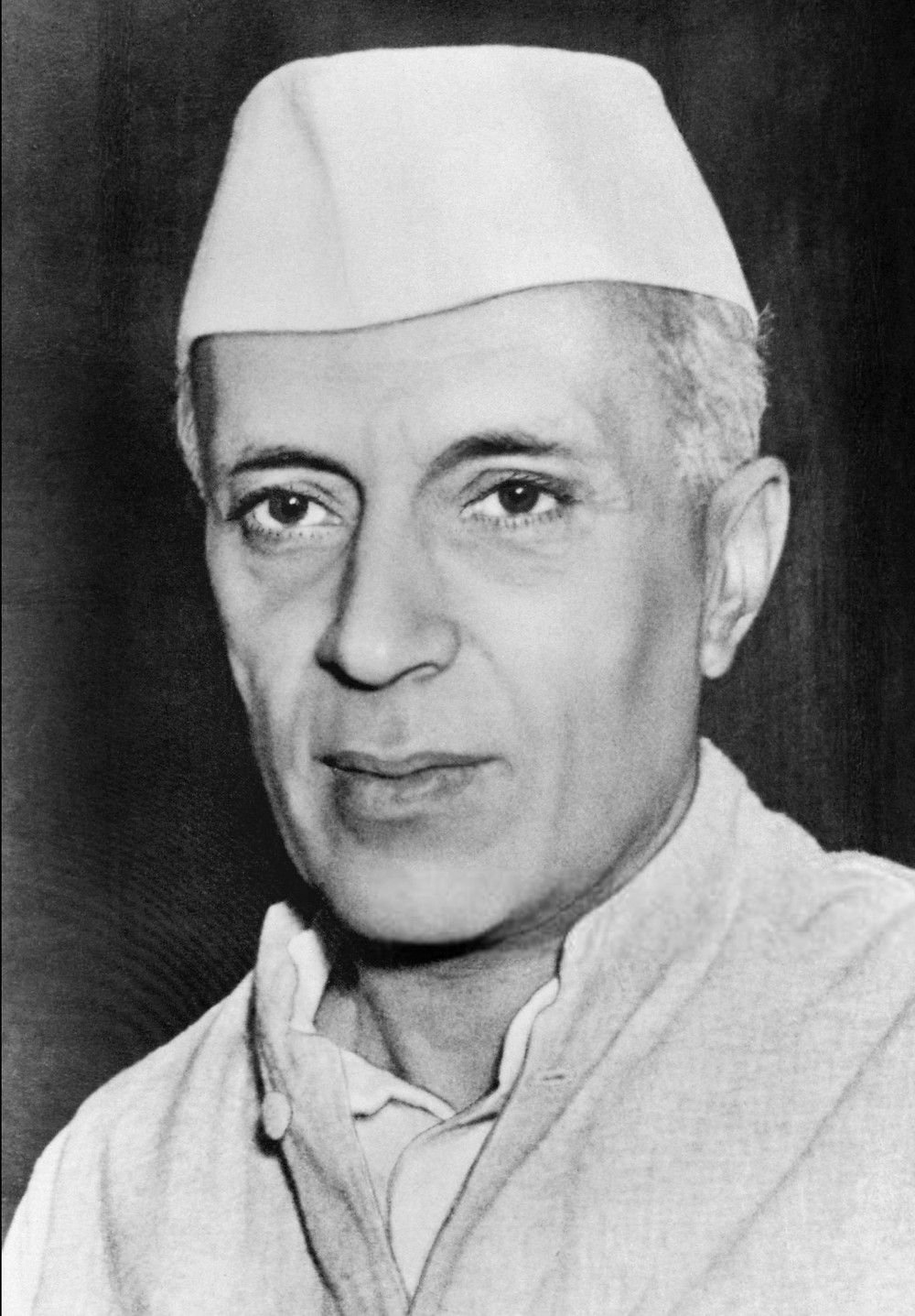賈瓦哈拉爾·尼赫魯 印度獨立後第一任總理