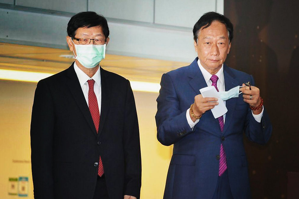 唐浩:上海復星幫台灣買疫苗,北京為何不阻擋?