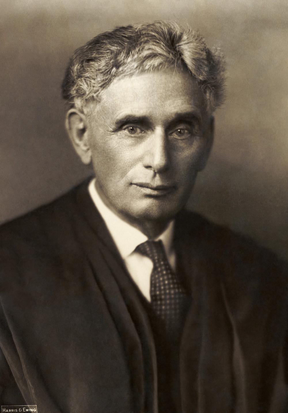路易士·布蘭戴斯 第一位擔任美國最高法院大法官的猶太裔
