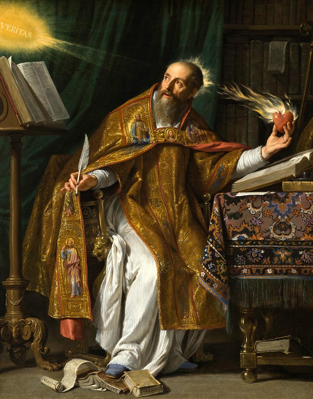 希波的奧古斯丁 Saint Augustine of Hippo