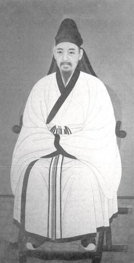 朝鮮王朝知名儒學者 李珥