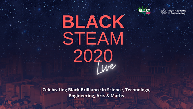 Copy of Black Steam 2020 2160px x 1080px