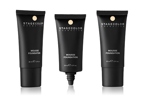 Stagecolor Cosmetics  Mousse Foundation 30 ml