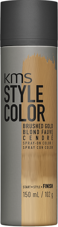 KMS STYLECOLOR Brushed Gold 150 ml