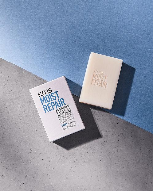 KMS MoistRepair Solid Shampoo 75g