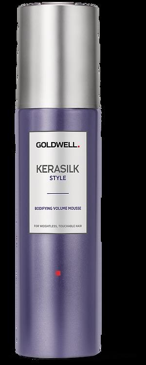 GOLDWELL Kerasilk Style Bodifying Volume Mousse 150 ml