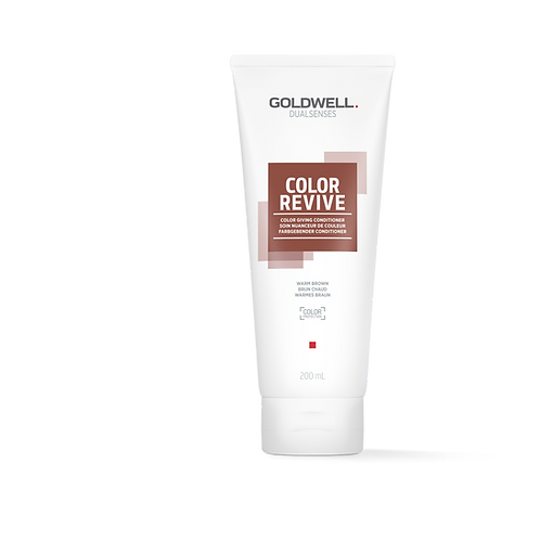 GOLDWELL Dualsenses Color Revive Conditioner Warmes Braun 200 ml