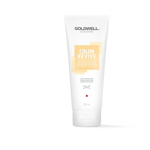 GOLDWELL Dualsenses Color Revive Conditioner Warmes Hellblond 200 ml