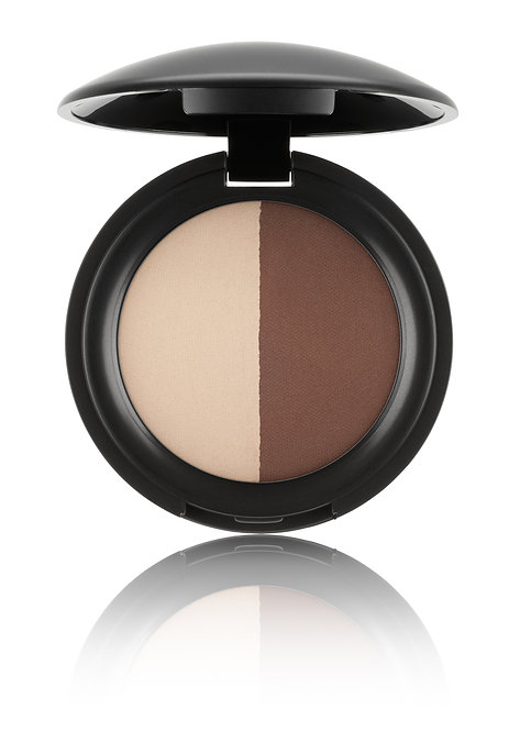 Stagecolor Cosmetics Eyeshadow Duo - Matte Effect 3,2 g
