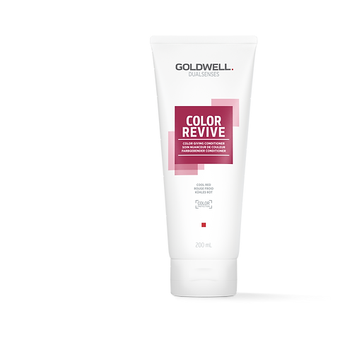 GOLDWELL Dualsenses Color Revive Conditioner Kühles Rot 200 ml