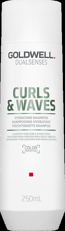 Goldwell Dualsenses Curls & Waves Shampoo 250 ml