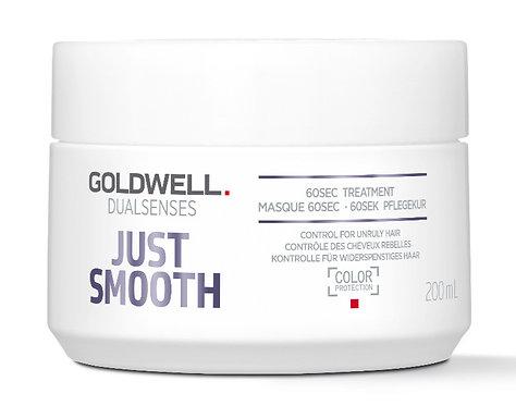 Goldwell Dualsenses Just Smooth 60Sek Pflegekur 200 ml