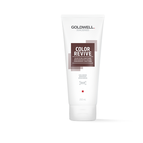GOLDWELL Dualsenses Color Revive Conditioner Kühles Braun 200 ml