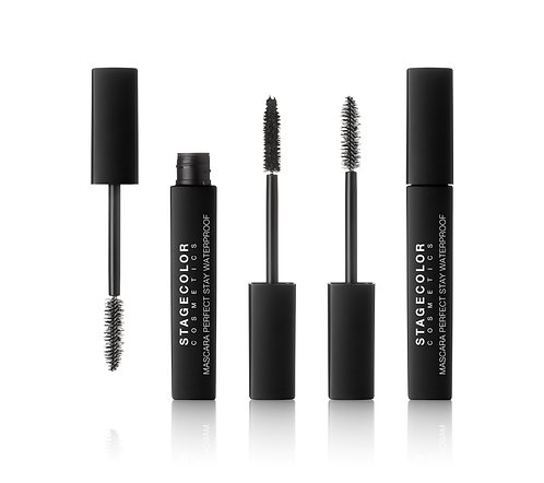 Stagecolor Cosmetics Mascara Perfect Stay Waterproof Black 12 ml