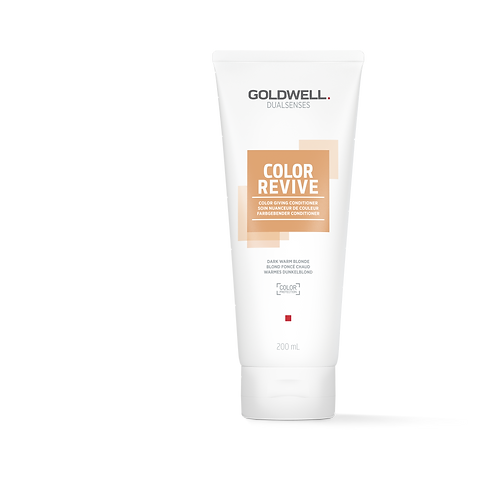 GOLDWELL Dualsenses Color Revive Conditioner Warmes Dunkelblond 200 ml