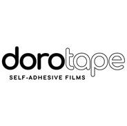 Dorotape logo strapline no mark BW.jpg