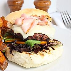 JLB Beef Burger