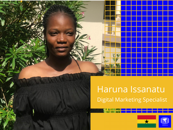 An Interview with Issanatu Haruna, Freelancer for Hire