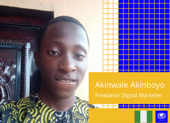 An Interview with Akinwale Akinboyo, Freelancer for Hire