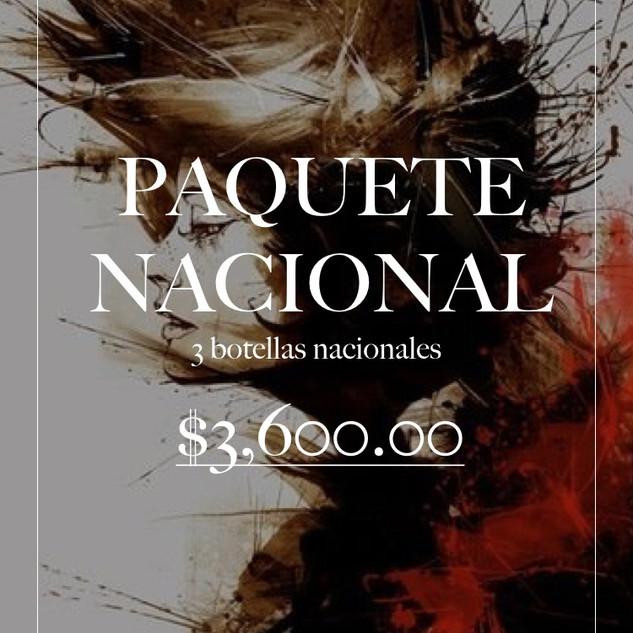 Paquete Nacional