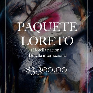 Paquete Loreto