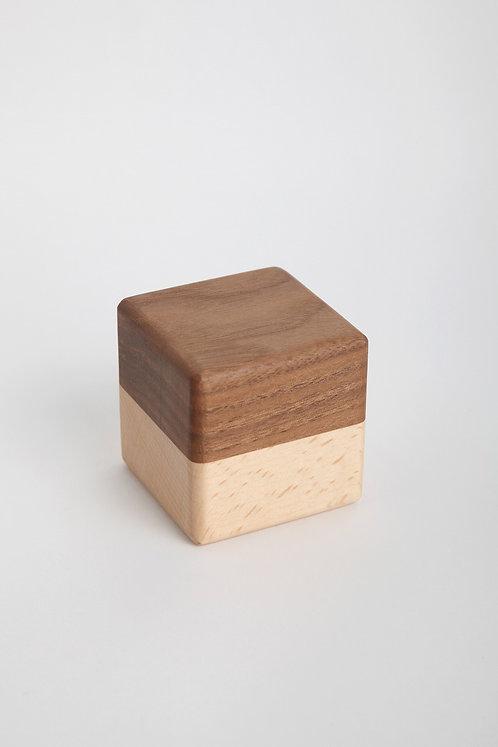 Block Shape Paper Weight