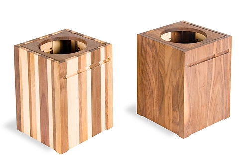 Square Shape Dustbin