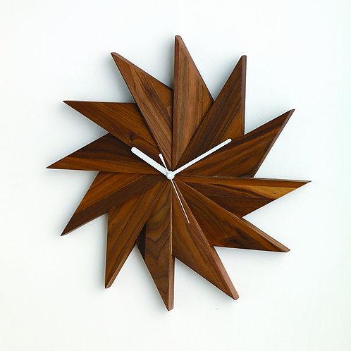 Clock Hoshi Bwn