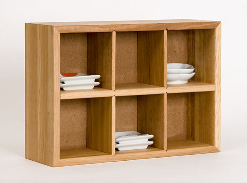 4-6 Compartment Storage Box