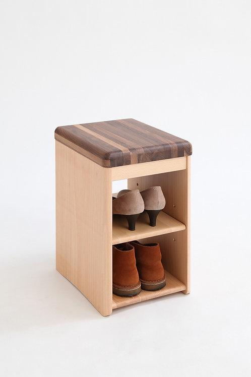 Shoe Rack-50 W+B