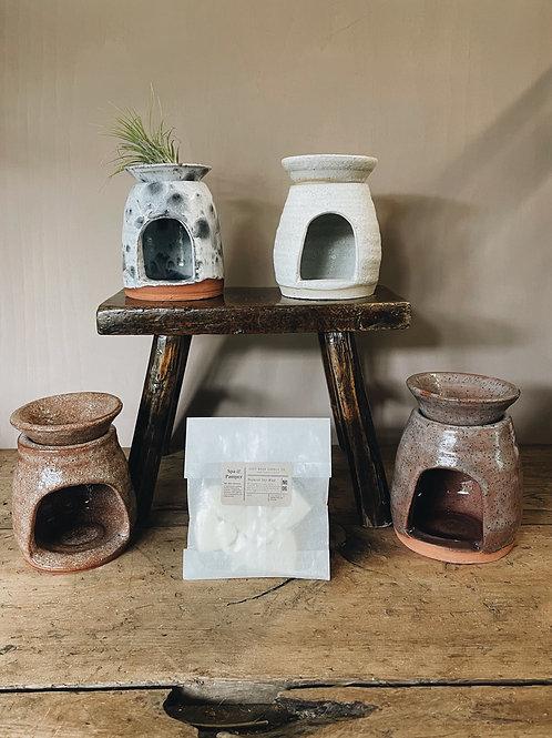 Ceramic Wax Melt Burner