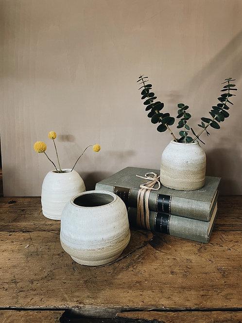 Happy Pots Ceramic Vase